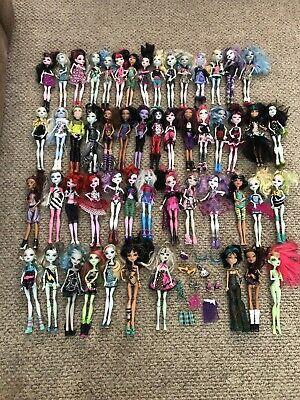 Monster high dolls for Sale in Wichita, KS