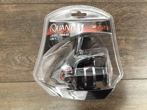 Fishing Reel Quantum Fire 40 Brand New for Sale in Duluth, GA
