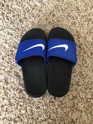 Kids Nike flip flops for Sale in Columbia, MO