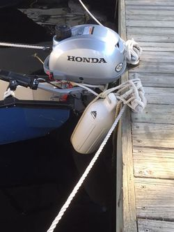 2020 Year HONDA BF2.3hp OUTBOARD MOTOR for Sale in Sanford,  FL