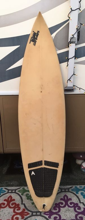 6 Ft. 1 In. Surfboard made by Team Surfboards 🏄♂️ for Sale in Oceano, CA