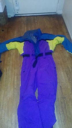 Men's Large snow suit for serious skiers snowboarders snow snowboard ski for Sale in Bell,  CA