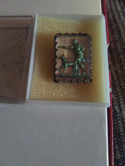 Antique Pin Of Egyptian Pharaoh for Sale in Martinsburg,  WV