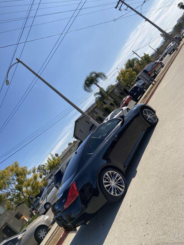 Infiniti G37s coupe