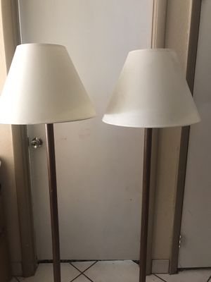 Floor lamps for Sale in Henderson, NV