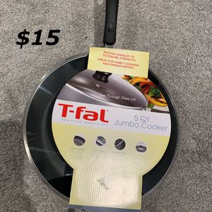 T-fal Jumbo Cooker for Sale in Sicklerville, NJ