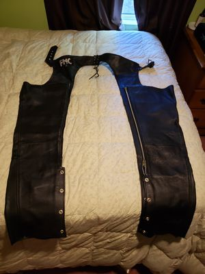 XS women's leather chaps FMC for Sale in PROVDENCE FRG, VA