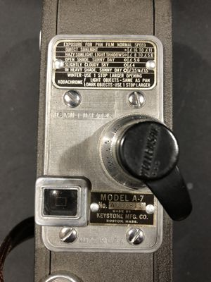 Cameras video film camera vintage Keystone Rolleicord Kodak for Sale in Hoffman Estates, IL