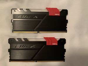 16GB GeIL Evo X DDR4 RGB Memory for Sale in Thousand Oaks, CA