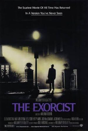 The Exorcist Movie Theater Poster! for Sale in Traverse City, MI