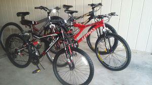 4 26 inch mountain bike for Sale in Phoenix, AZ