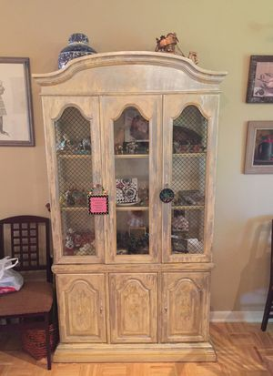 Handmade antique decoration stand for Sale in Bridgeport, CT