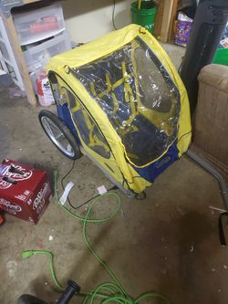 Instep Two Kid Bike Trailer for Sale in Puyallup,  WA