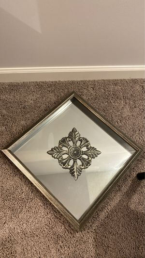 Mirror decorative wall hanging x 2 for Sale in Plainfield, IL
