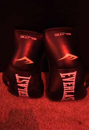 everlast boxing gloves for Sale in Santa Maria, CA