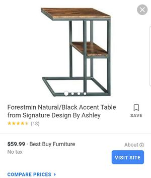 Accent table for Sale in Whittier, CA