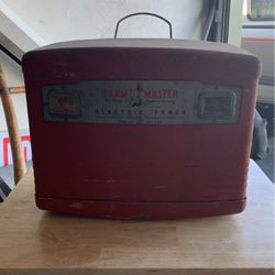 Vintage Electric Fence Unit ! for Sale in West Valley City,  UT