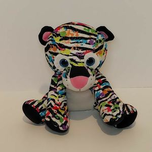 """10"""" Multi-Colored Tiger Plush for Sale in Irvine, CA"""