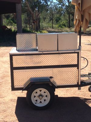 Hotdog cart start you business today four only 1500 dollars for Sale in Payson, AZ