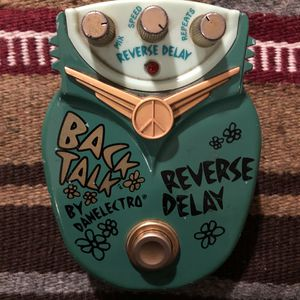 Danelectro Backtalk Reverse Delay Pedal for Sale in Milwaukie, OR