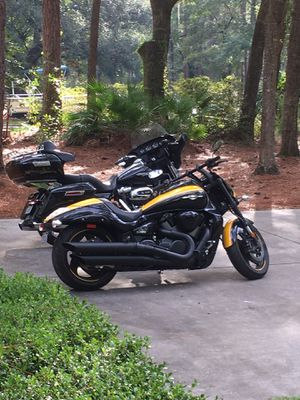 2014 Suzuki Boulevard M109 B.O.S.S Edition for Sale in Raleigh, NC