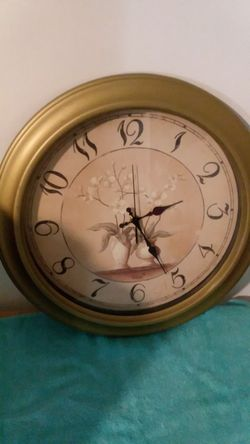 Wall clock for Sale in Ontario,  CA
