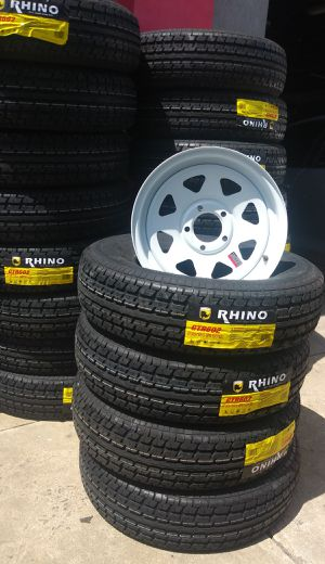 New trailer tires for Sale in Longwood, FL