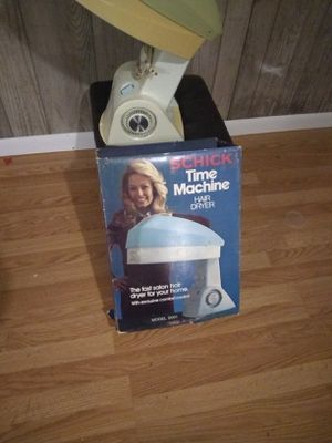 Schick hair dryer vintage for Sale in Farmerville, LA