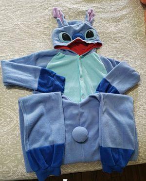 Stitch Adult Onesie/costume/pajama size XL for Sale in Arlington, TX