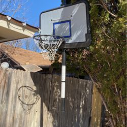 Basketball Goal On Stand for Sale in San Angelo,  TX