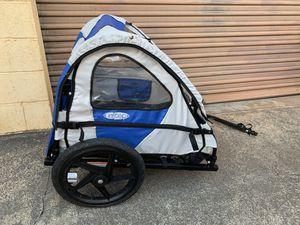 InStep bike trailer for kids for Sale in Honolulu, HI