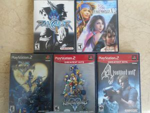 PLAYSTATION 2 GAME LOT for Sale in Sterling Heights, MI