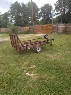 Traila trailer 8x4 Price firm for Sale in Houston, TX