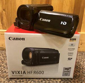 Canon Vixia HF R600 Camcorder for Sale in Seattle, WA