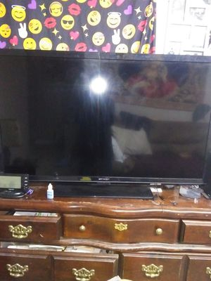 50 inch Emerson TV with a Brand new Fire stick which is Free internet Netflix, YouTube, Prime Video and lots more streaming apps for Sale in Murfreesboro, TN