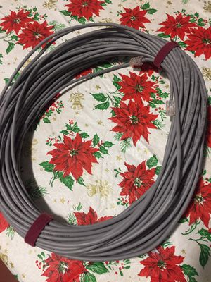 115 foot Ethernet cord for Sale in San Antonio, TX