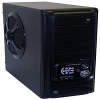 PIXXO BLACK GAMING ATX TOWER COMPUTER CASE for Sale in San Dimas, CA