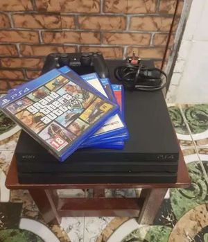 PS4 pro complete for Sale in Payson, AZ