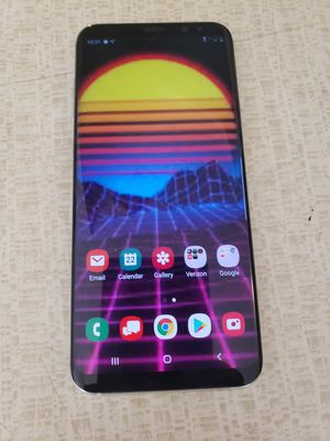 SAMSUNG GALAXY S8PLUS( UNLOCKED FOR ALL CARRIERS) for Sale in Mesa, AZ