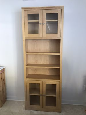 Room & Board Solid Maple Bookcase for Sale in Washington, DC