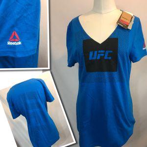 Reebok UFC Ladies T-Shirt Medium Brand New for Sale for sale  Tinton Falls, NJ