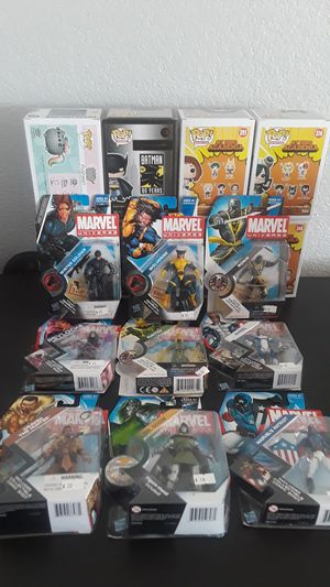 Marvel universe action figures for Sale in San Diego, CA