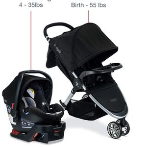Britax Baby Stroller and Car Seat for Sale in Los Angeles, CA