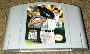 Super Nintendo Ken Griffey game for Sale in Orlando, FL