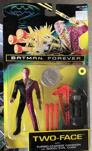 BATMAN TWO FACE Action Figure for Sale in Grand Prairie, TX