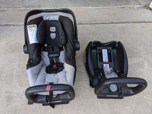 Britax chaperone infant car seat for Sale in Fort Worth, TX