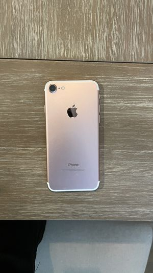 iPhone 7 128gb Rose Gold Excellent Condition - Unlocked for Sale in Miami Gardens, FL