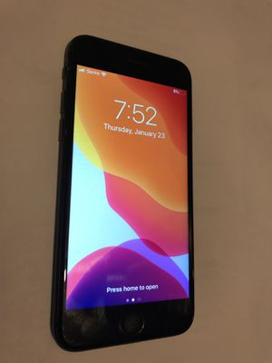 Unlocked iPhone 7 32GB Jet Black for Sale in Portland, OR