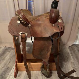 Saddlesmith Combination Barrel Roper Saddle for Sale in Port Orchard, WA