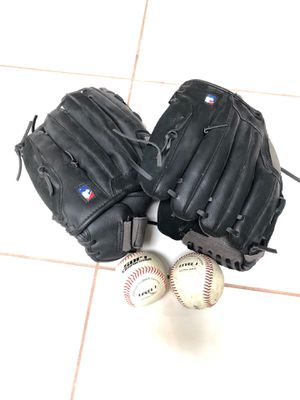 Baseball gloves for Sale in Temple City, CA